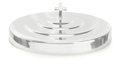 Communion Tray - Silverplate Cover - Silverplate