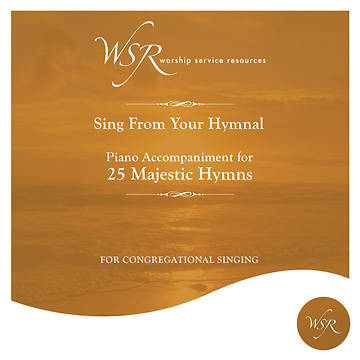 25 Majestic Hymns CD