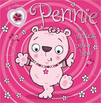 Pennie the Pinkest Polar Bear