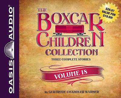 The Boxcar Children Collection Volume 18