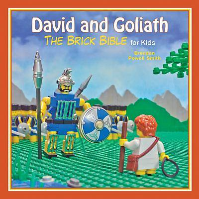 The Brick Bible David and Goliath