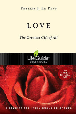 LifeGuide Bible Study - Love