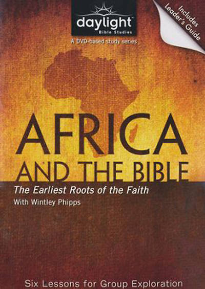 Africa & The Bible DVD w/ Leaders Guide