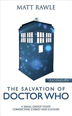 The Salvation of Doctor Who Leader Guide - eBook [ePub]