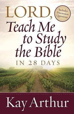 Lord, Teach Me to Study the Bible in 28 Days [ePub Ebook]