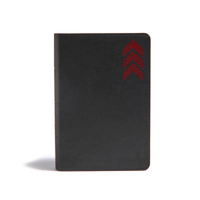 KJV On-The-Go Bible, Charcoal