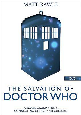 The Salvation of Doctor Who DVD