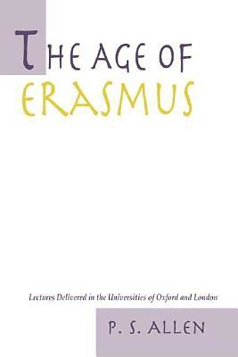 The Age of Erasmus