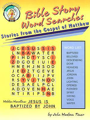 Bible Story Words Searches