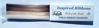 Salt of the Earth - Inspired Ribbons Bible Bookmark