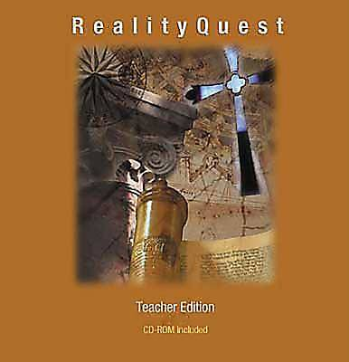 Reality Quest (Leader Guide (Vol 1))