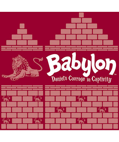 Vacation Bible School (VBS) 2018 Babylon Banduras (Tribe of Levi) - Pkg of 12