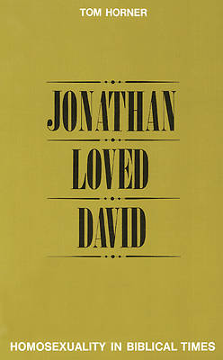 Jonathan Loved David