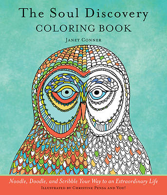 The Soul Discovery Coloring Book