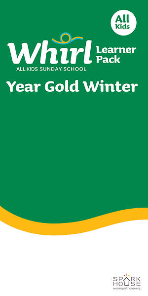 Whirl All Kids Learner Pack Winter Year Gold