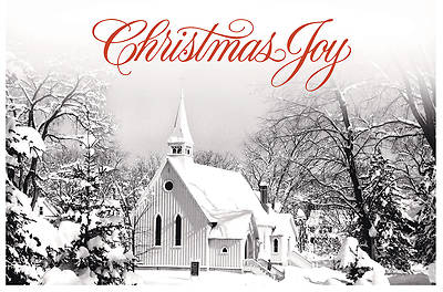Christmas Joy Boxed Cards