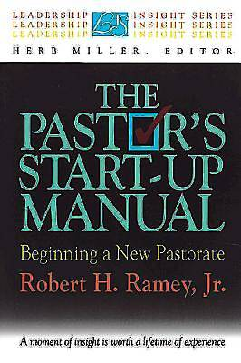 The Pastors Start-Up Manual