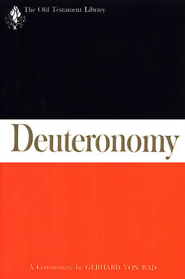 The Old Testament Library - Deuteronomy