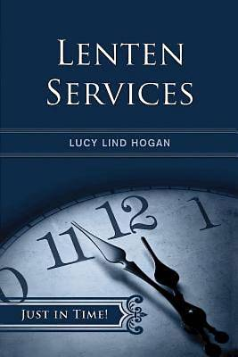 Just in Time! Lenten Services - eBook [ePub]