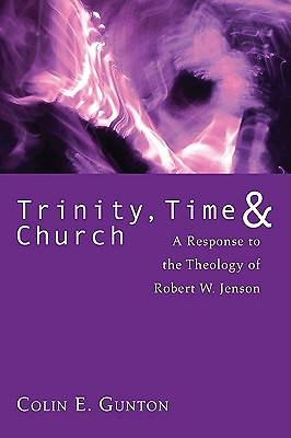 Trinity, Time, and Church
