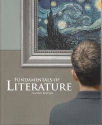 Fundamentals of Literature Grade 9 Student Text 2nd Edition