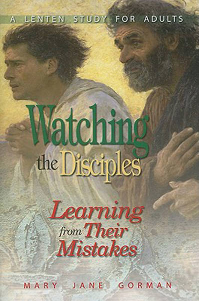Watching the Disciples - eBook [ePub]