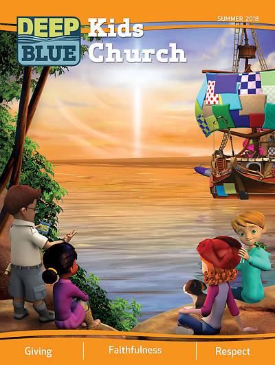 Deep Blue Kids Church Summer 2018 PDF Download