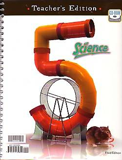 Science 5 Teachers Edition with CD 3rd Edition