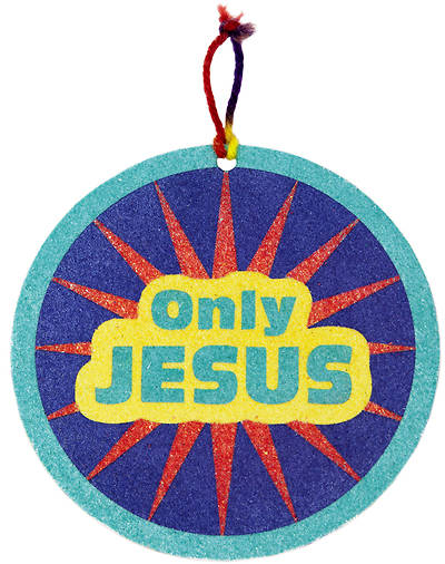 Concordia Vacation Bible School 2013  Tell It On The Mountain Only Jesus Sand Art Craft (Pkg 12)