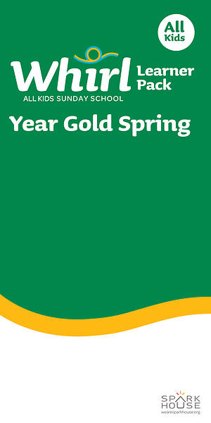 Whirl All Kids Learner Pack Spring Year Gold