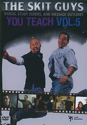 You Teach Volume 5 DVD-ROM