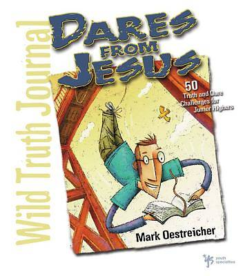 Wild Truth Journal - Dares from Jesus