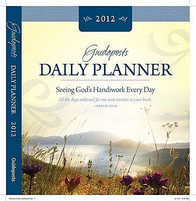 Guideposts Daily Planner 2012
