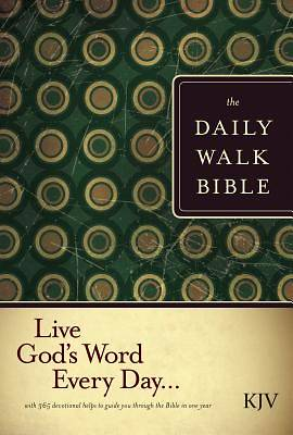 The Daily Walk Bible King James Version