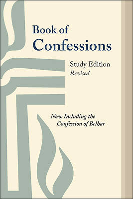Book of Confessions, Study Edition, Revised
