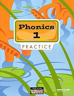 Phonics 1 Practice Book 3rd Edition