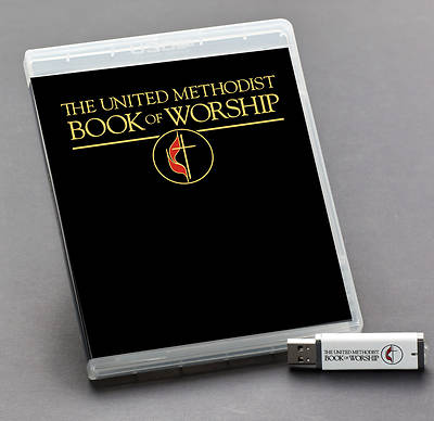 The United Methodist Book of Worship - USB Flash Drive Edition