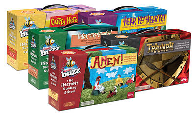 Buzz Value Set (all 5 age levels) Summer 2018