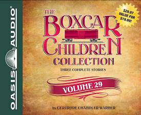 The Boxcar Children Collection, Volume 29