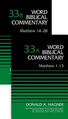 Matthew (2-Volume Set---33a and 33b)
