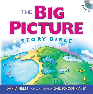 The Big Picture Story Bible with CD