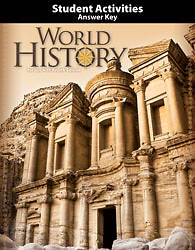 World History Student Activity Manual Answer Key 4th Edition