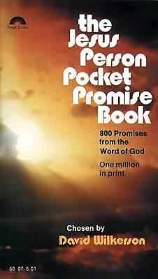 Jesus Personal Pocket Promise Book