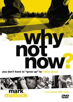 Why Not Now? Leaders Guide with DVD