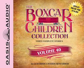 The Boxcar Children Collection, Volume 40