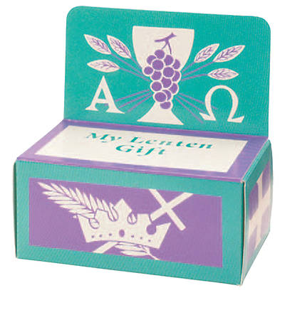 Alpha and Omega Lent Offering Box (package of 50)