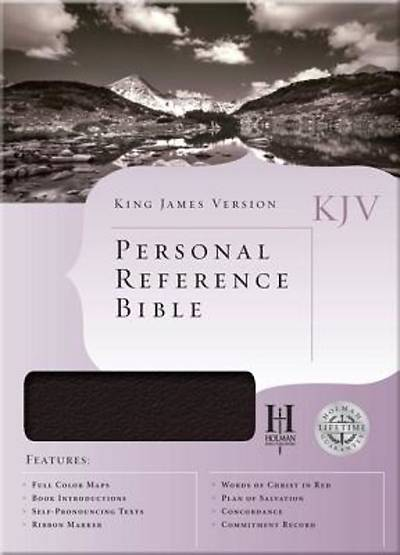 KJV Personal Reference Bible