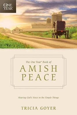 The One Year Book of Amish Peace [ePub Ebook]