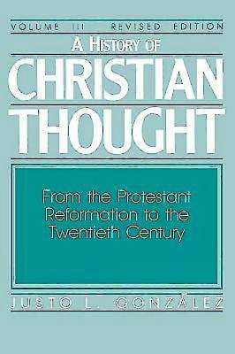 A History of Christian Thought Volume III - eBook [ePub]