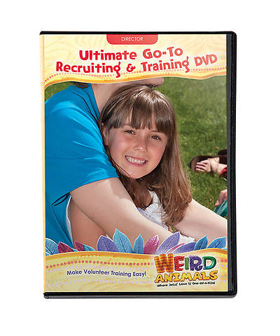 Group VBS 2014 Ultimate Director Go-To Recruiting & Training DVD
